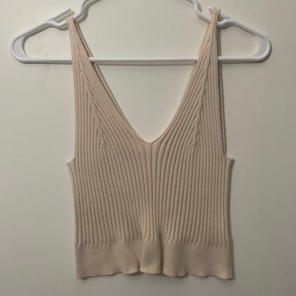 Oatmeal Knit top